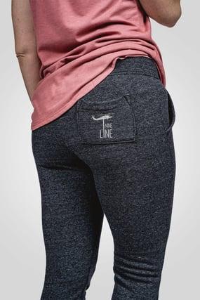 31082F2 Eco-Fleece Jogger Pants in Eco Black