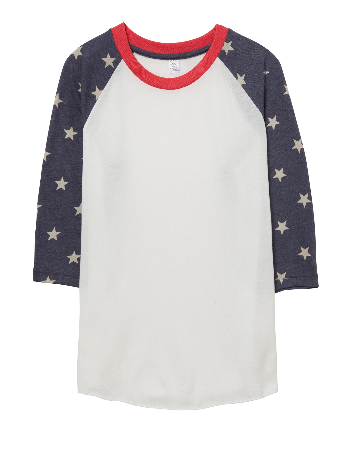 Baseball Printed Sleeve Eco-Jersey